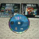 Iron Man/X-O Manowar: In Heavy Metal (Sony Playstation, PS1) RARE & COMPLETE IN CASE game For Sale
