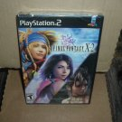 SEALED Final Fantasy X-2 (PS2 10) BRAND NEW Black Label ORIGINAL Release RPG For Sale  RARE