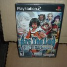 NEW Arc the Lad: End of Darkness (PS2 RPG) BRAND NEW SEALED RPG Game For Sale