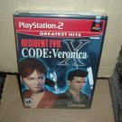 SEALED Resident Evil-Code: Veronica X (PS2) BRAND NEW game For Sale, save $$ on shipping