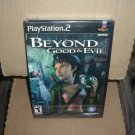SEALED Beyond Good & Evil (PS2) BRAND NEW ORIGINAL Black-Label Release RARE, game For Sale