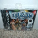SEALED Celebrity Deathmatch (PS1) Death Match BRAND NEW Original Black Label Release Game For Sale