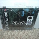 NEW Dracula: The Last Sanctuary (Sony Playstation PS1) BRAND NEW SEALED 30 hour gameplay, for sale