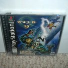 SEALED Wild 9 (PS1, Sony Playstation) BRAND NEW Original Black Label Release, FOR SALE