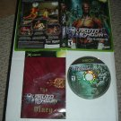 Kakuto Chojin COMPLETE IN CASE (Microsoft XBox) game banned for Islam religious reasons, FOR SALE