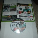 Madden NFL 06 2006 (Microsoft XBox football game For Sale) save $$ on shipping with more items