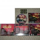 Hover Strike: Unconquered Lands (Atari Jaguar CD) VE/NEAR MINT & COMPLETE IN CASE, For Sale