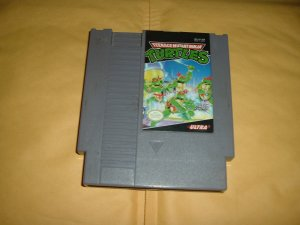 TMNT Teenage Mutant Ninja Turtles (NES, Nintendo game For Sale) SAVE $$ with combined shipping
