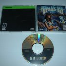 Valis III 3 MINT/LIKE NEW & COMPLETE IN CASE (Turbo Grafx 16 CD, Duo, turbografx) VERY RARE For Sale