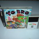 Yo' Bro: Beach Boy's Camp California COMPLETE IN CASE (Turbo Grafx 16, Duo, Express) for sale