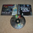 Resident Evil 3 Nemesis VERY XLNT & COMPLETE Original Black-Label + BONUS GUIDE (Sony PS1) For Sale