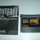 Pitfall: The Mayan Adventure (Atari Jaguar) VERY XLNT GLOSSY GAME with Instruction Manual FOR SALE