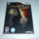 NEW GoldenEye 007 (WII, Nintendo James Bond) BRAND NEW FACTORY SEALED golden eye game FOR SALE