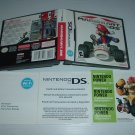 Mario Kart DS (Nintendo DS MarioKart Racing) Case, Case Artwork, and Documents ONLY, FOR SALE