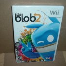 De Blob 2 (Wii) BRAND NEW FACTORY SEALED, the blob II for Nintendo Wii system, FOR SALE