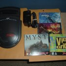 Atari Jaguar CD System NEAR MINT- RARE & WORKS GREAT +4 Jaguar CD GAMES in Cases, bundle for sale