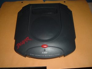 Atari Jaguar System SHELL, replace your exterior with this VERY EXCELLENT one, replacement FOR SALE