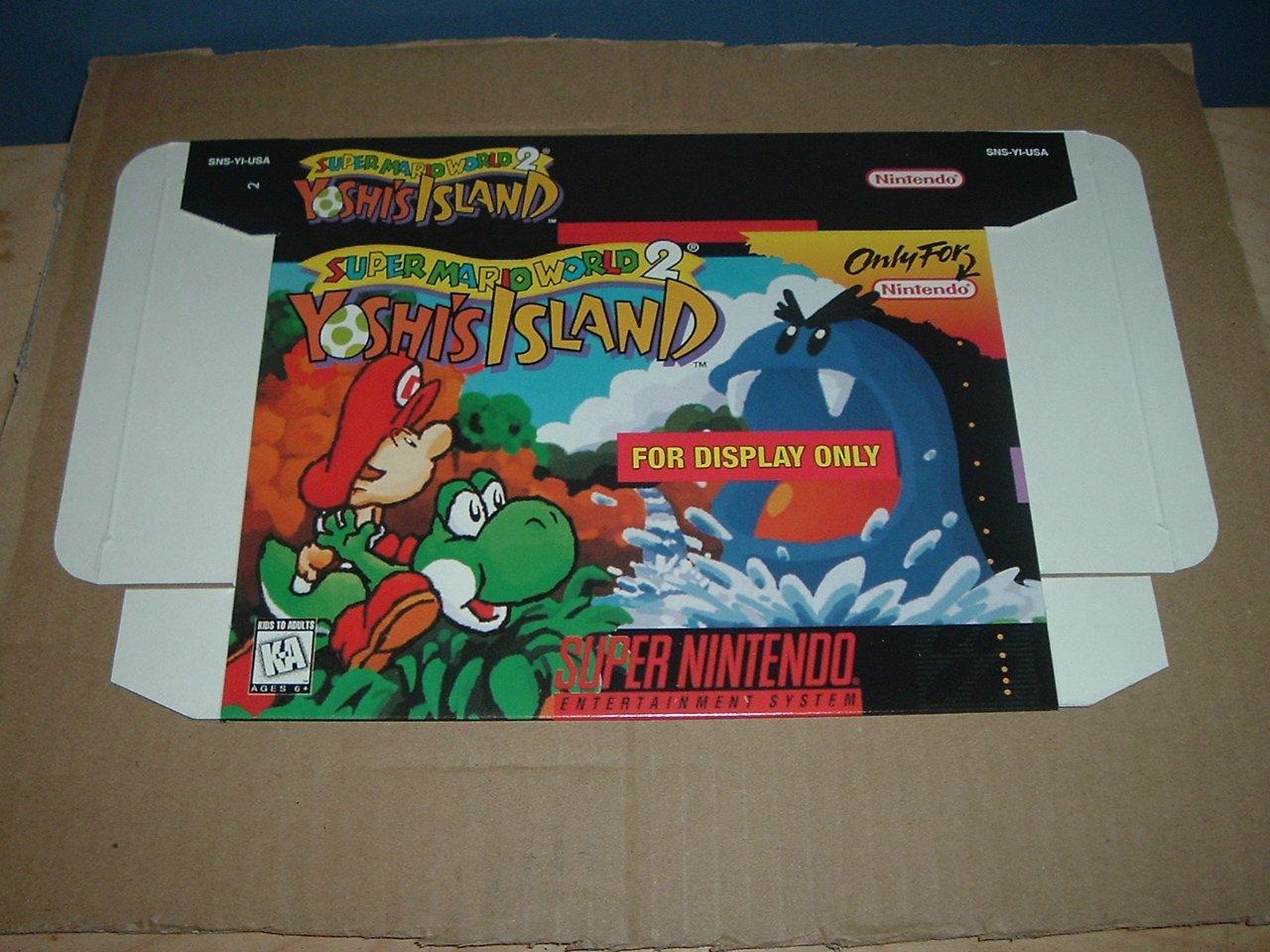 NEW Super Mario World 2: Yoshi's Island