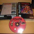 Tekken (PS1) ORIGINAL LONG BOX CASE Edition, Very Collectible Original Edition, FOR SALE