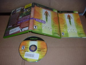 Advent Rising (XBOX) EXCELLENT & COMPLETE IN CASE, great microsoft xbox game For Sale