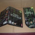 Enter the Matrix (XBOX) COMPLETE IN CASE, microsoft xbox game for sale