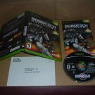 Robotech: Battlecry (XBox) MINT & COMPLETE IN CASE, well cared for game FOR SALE