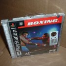 Boxing (PS1) BRAND NEW SEALED Black Label Original Release Sony Playstation One Game FOR SALE