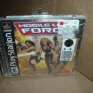 SEALED Mobile Light Force (PS1) BRAND NEW Black Label, Arcade Vertical Space Shooter, game FOR SALE