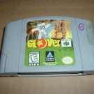 Glover (Nintendo 64, N64) addictive cartridge video game by Hasbro, For Sale