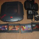 Atari Jaguar System (EXCELLENT & WORKS GREAT) + 4 Games, Controller, Power supply - bundle FOR SALE