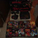 Atari Jaguar System NEAR MINT & BOXED COMPLETE +10 COMPLETE IN BOX GAMES, Two Controllers - FOR SALE
