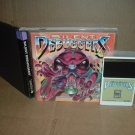 Silent Debuggers NEAR MINT-/GLOSSY & COMPLETE IN CASE (Turbo Grafx 16 Duo turbografx) For Sale