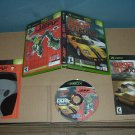 Sega GT 2002 & Jet Set Radio Future VERY EXCELLENT & COMPLETE IN CASE game (Microsoft XBox) For Sale