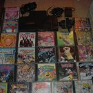 TurboGrafx 16 System +30 CASED GAMES w/Manuals, controller, Power Supply, TV adaptor BUNDLE FOR SALE