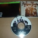 The Addams Family (Turbo Grafx 16 CD, Duo) NEAR MINT & COMPLETE IN CASE game For Sale