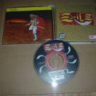 Exile MINT- & COMPLETE IN CASE Turbo Grafx 16 CD turbografx Working Designs RPG game FOR SALE