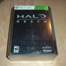 Halo Reach LIMITED Edition BRAND NEW FACTORY SEALED Huge XBox 360 Black Box Cased Set Game, FOR SALE