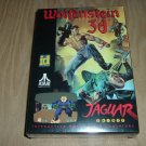UNCIRCULATED BRAND NEW Wolfenstein 3D (Atari Jaguar) SEALED from Factory 6-pack Case/Box, For Sale
