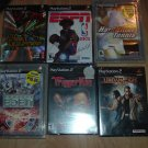 4 Sony PS2 BRAND NEW FACTORY SEALED Game Lot Bundle. 4 Games All in Original Wrap, FOR SALE