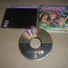 Last Alert MINT- & GLOSSY & COMPLETE IN CASE (Turbo Grafx 16 CD Duo turbografx) game FOR SALE