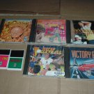 TurboGrafx 16 Lot #6: 7 GAMES: Bonk's Adventure, China Warrior & MORE, Turbo Grafx Game lot For Sale