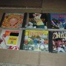 TurboGrafx 16 Lot #10: 7 GAMES - Bonk's Adventure, Vigilante & MORE, Turbo Grafx Game lot For Sale