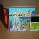 Dungeon Explorer (w/Free Dun Ex II 2 cd) VERY EXCELLENT COMPLETE IN CASE TurboGrafx 16 game FOR SALE