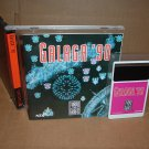 Galaga '90 NEAR MINT+ & COMPLETE IN CASE (Turbo Grafx 16 Duo 90) turbografx game FOR SALE