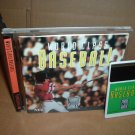 World Class Baseball NEAR MINT+ & COMPLETE IN CASE (Turbo Grafx 16, Express, turbografx) For Sale