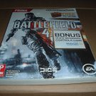 NEW SEALED Battlefield 4 Video Game Official STRATEGY GUIDE (PS3 PS4, Xbox One 360 or PC) for sale