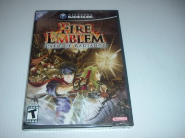 NEW SEALED Fire Emblem: Path of Radiance (Gamecube) SEALED Rare to Find RPG Tactics game For Sale