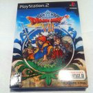 BRAND NEW Dragon Quest VIII (Dragon Warrior 8) FACTORY SEALED Box Set game for PS2, for sale