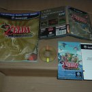 Zelda: The Wind Waker GOLD EDITION K-Mart exclusive COMPLETE IN CASE with Strategy Guide (Gamecube)