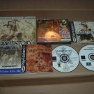 Vagrant Story VERY EXCELLENT & COMPLETE with Strategy Guide (PS1) Black Label Original RPG for sale